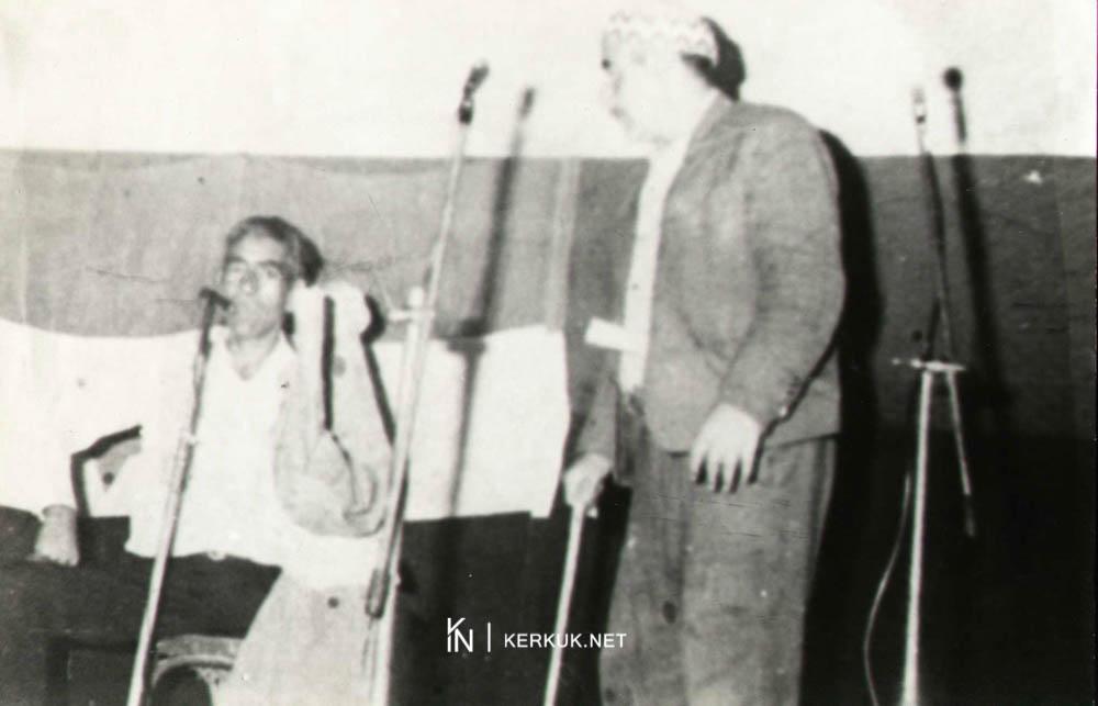 Rüstem ve Kadir, Kerkük Şarkıcı