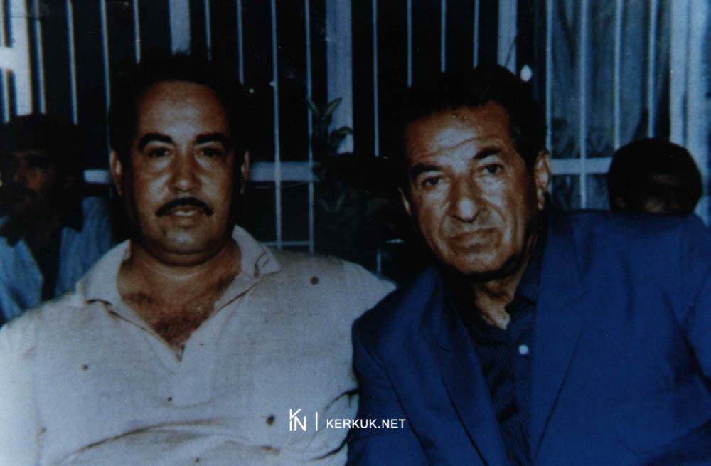 Erbilli Mişko ve Kerküklü Mehmet İzzettin