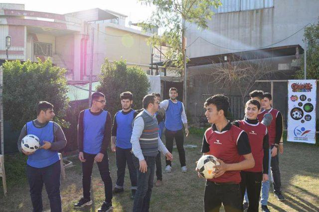 منظمة احفاد الفاتح الطلابية الشبابية التركمان العراق