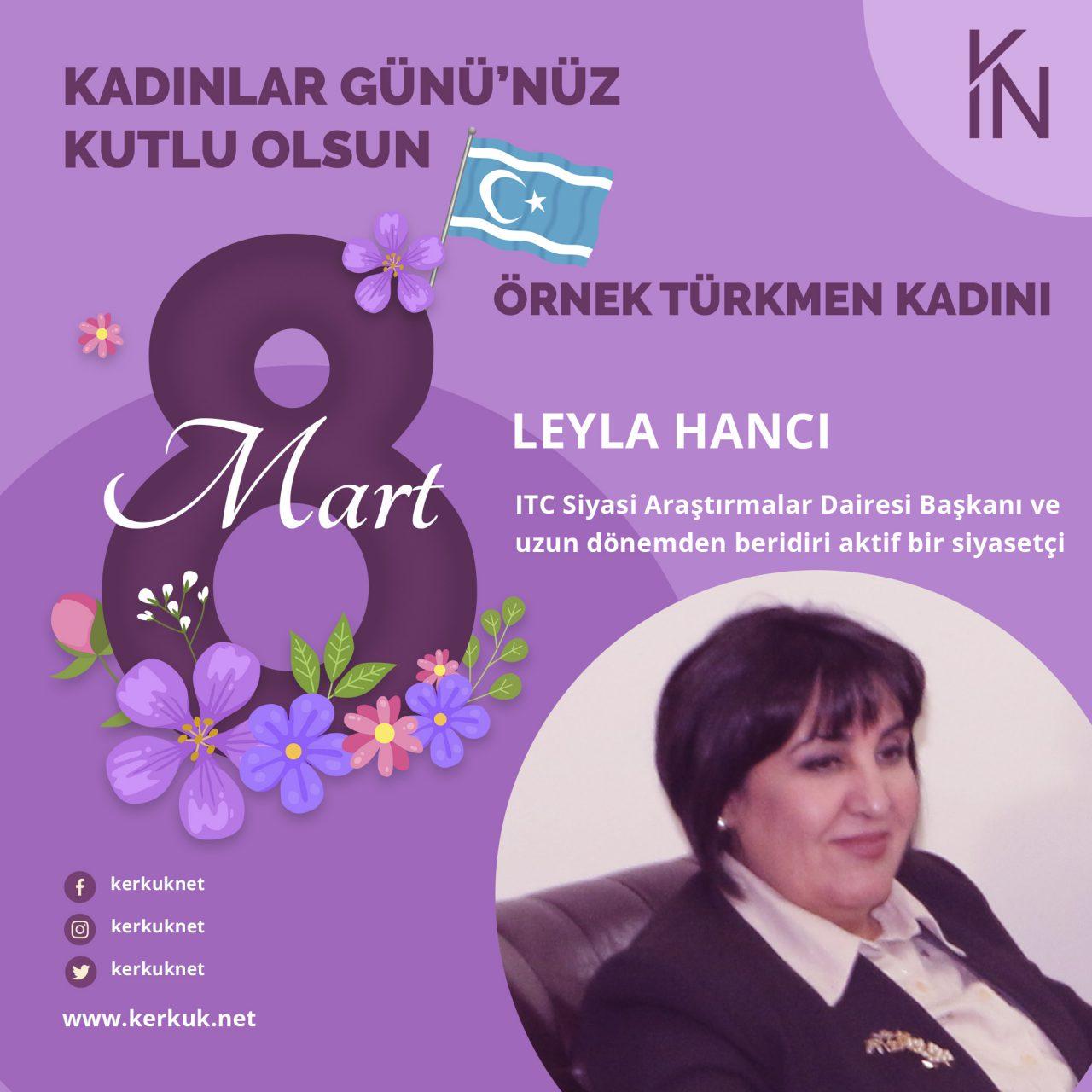 Leyla Hancı  - Türkmeneli