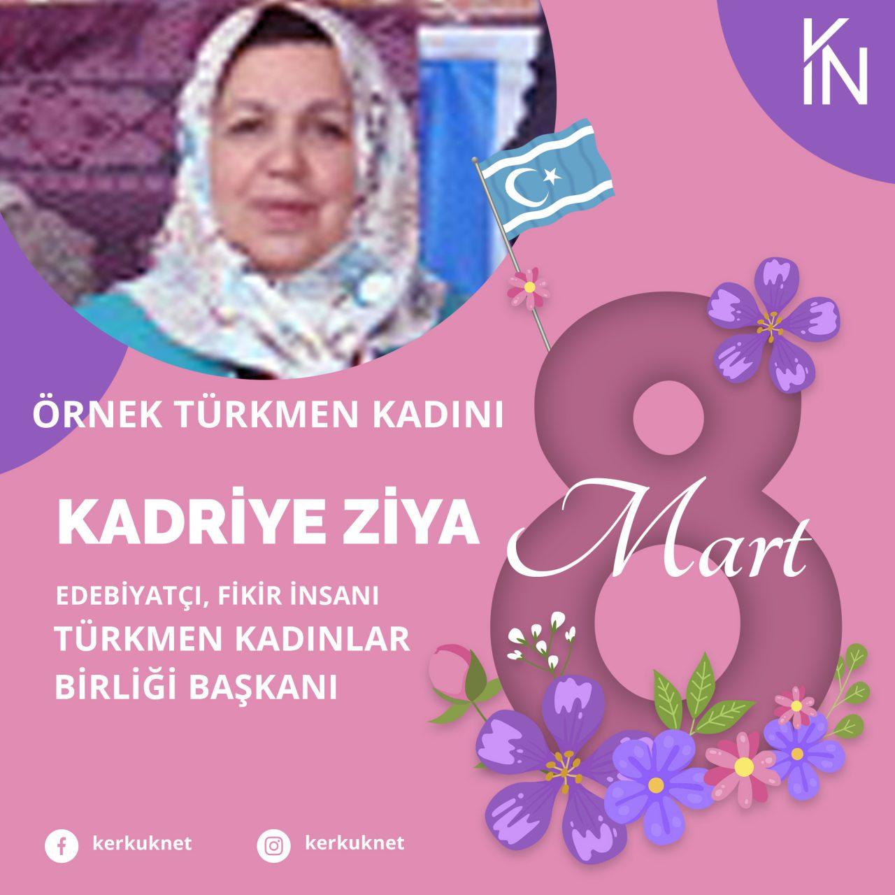 Kadriye Ziya - Türkmeneli