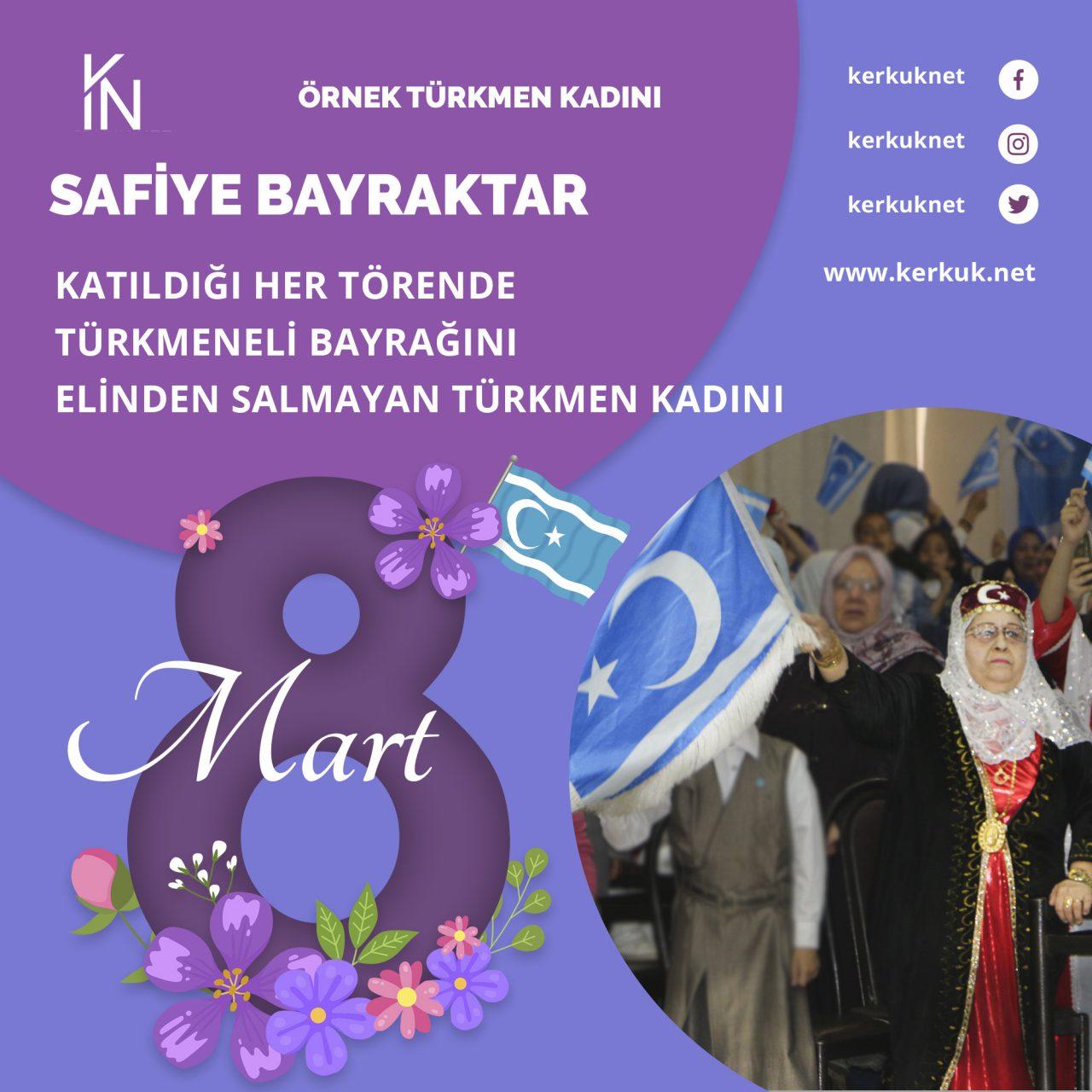 Safiye Bayraktar - Türkmeneli
