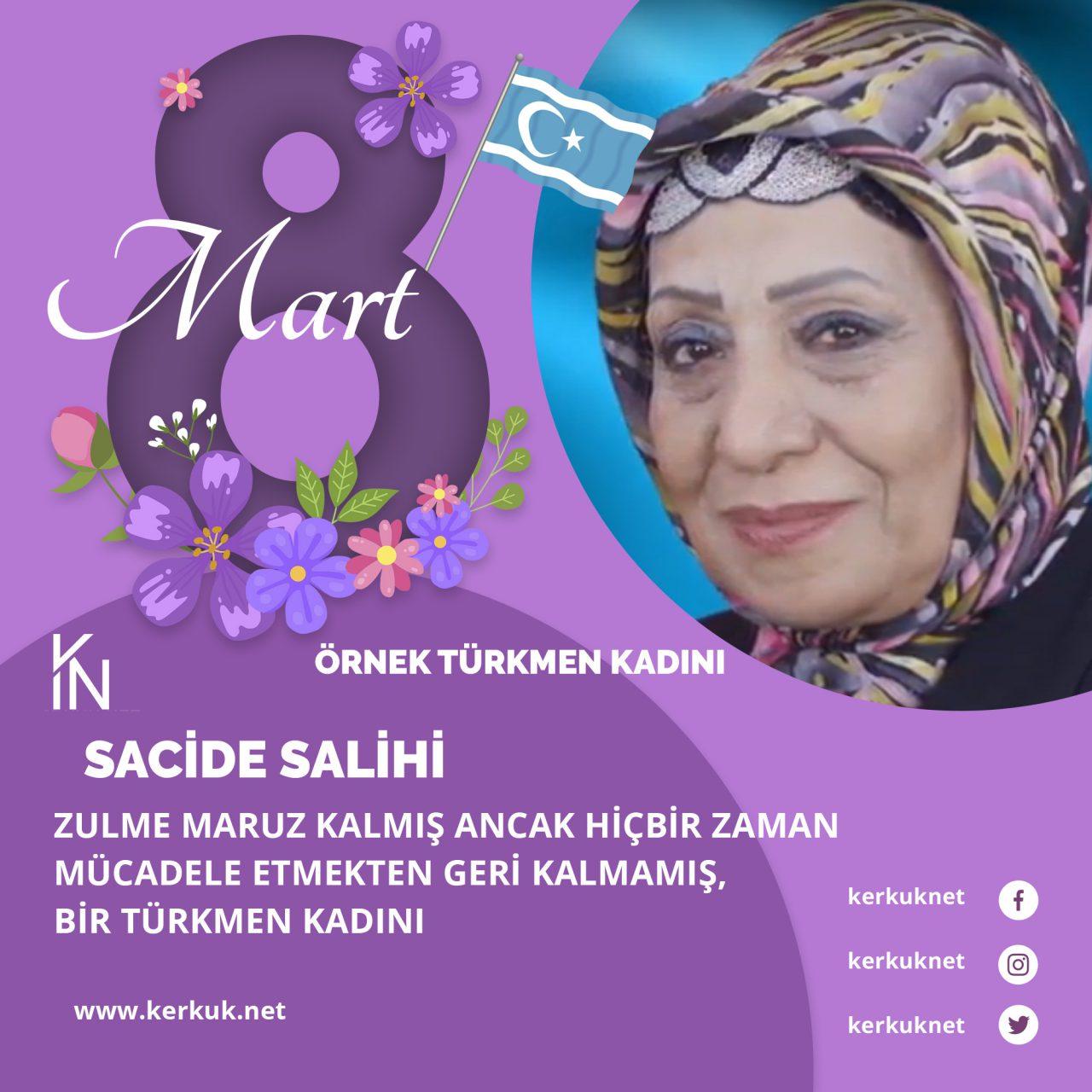 Sacide Salihi - Türkmeneli