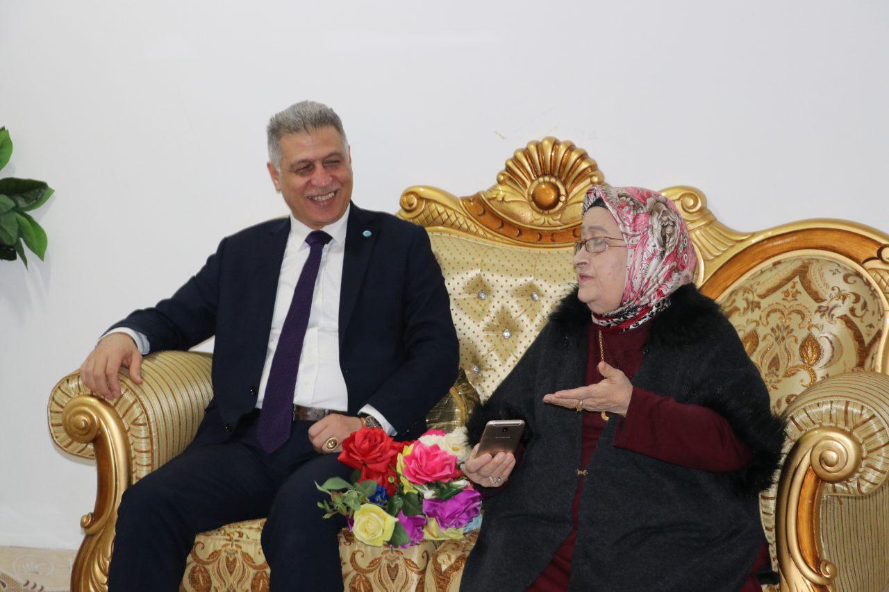 Safiye Bayraktar ve Erşat Salihi