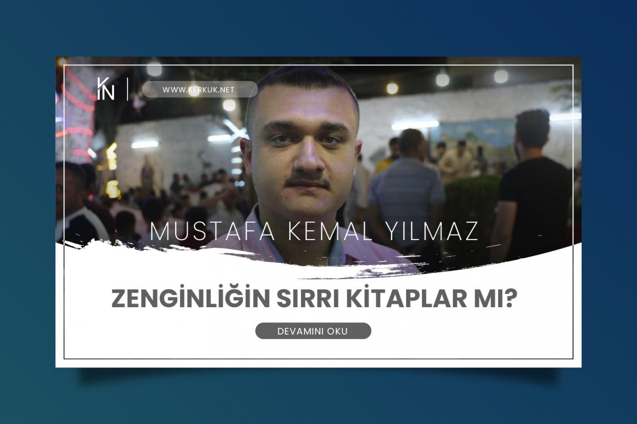 Mustafa Kemal Yılmaz