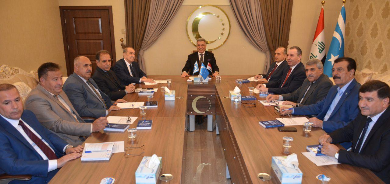 الهيئة التنفيذية للجبهة التركمانية