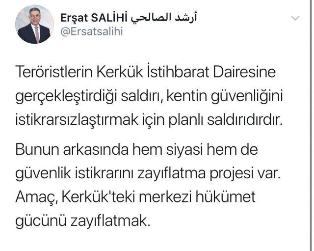 Erşat Salihi Twitter