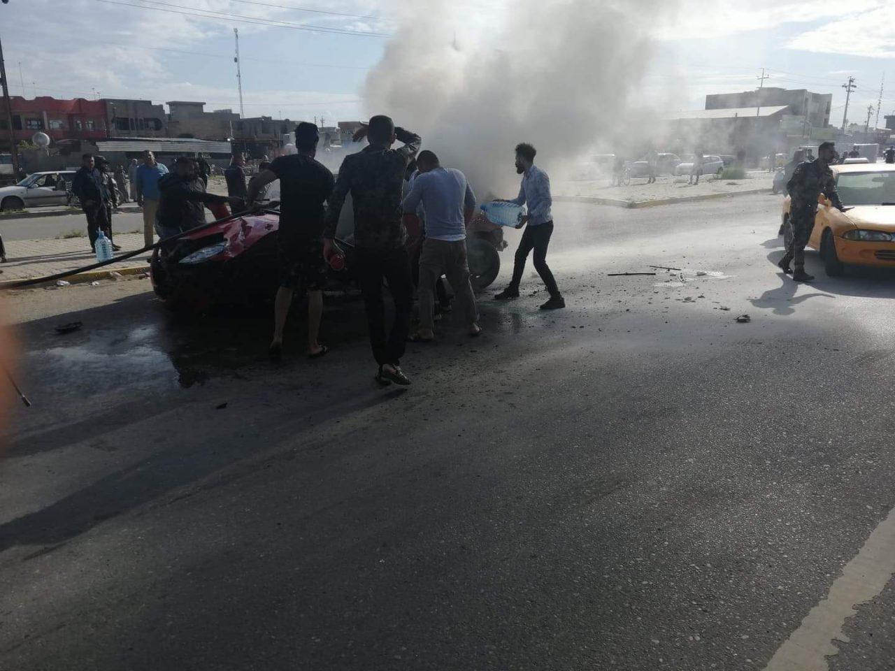 مقتل منتسب في شرطة كركوك