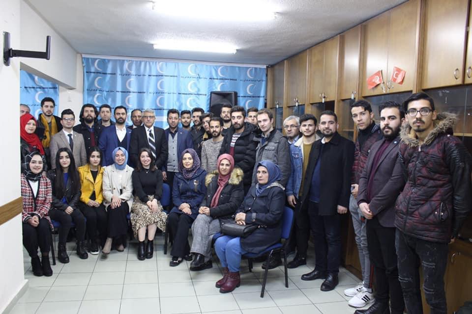 ITC Türkiye Temsilciliği Gençlik Teşkilatı