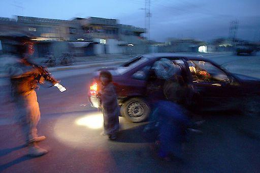 Telafer'de Bir Gece Chris Hondros