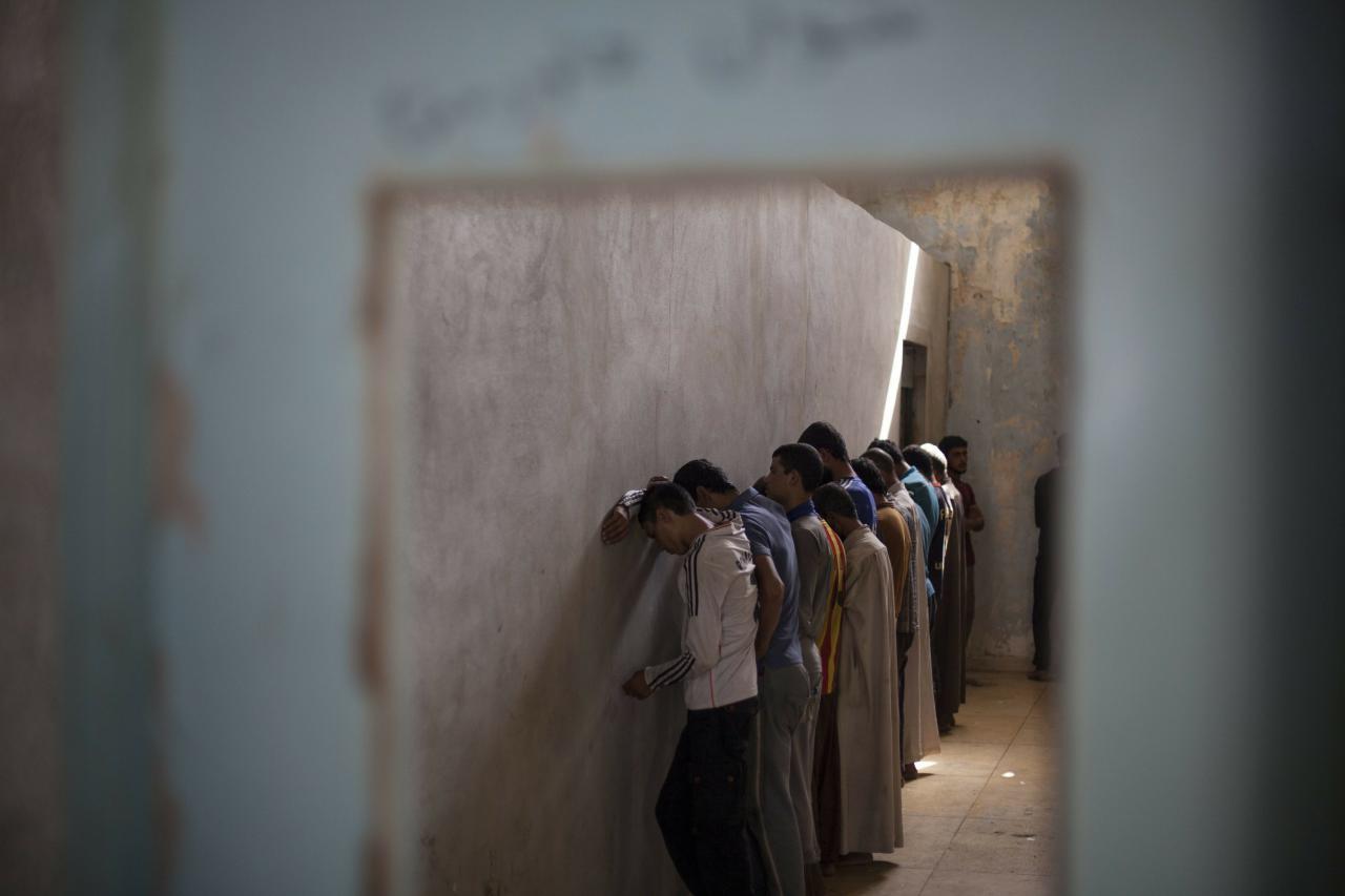 السجون السرية لمنظمة بي كاكا في سنجار