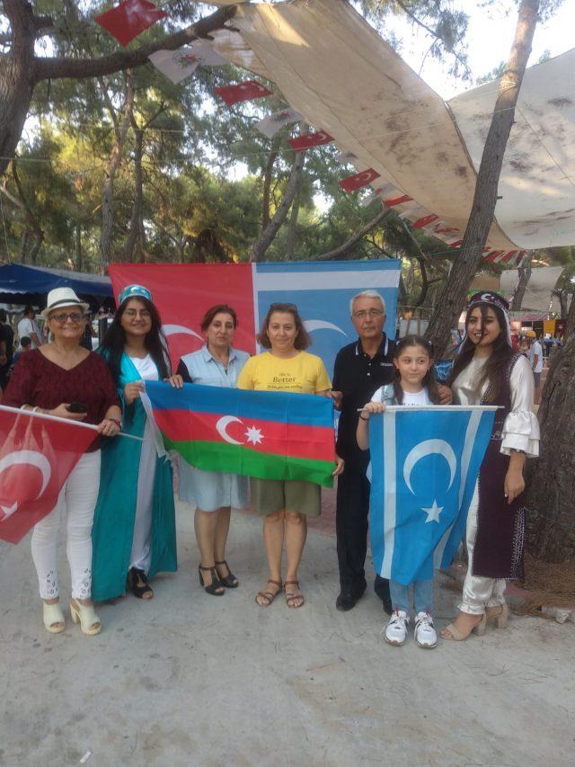 Kerkük Türküleri Antalya'da damgasını vurdu