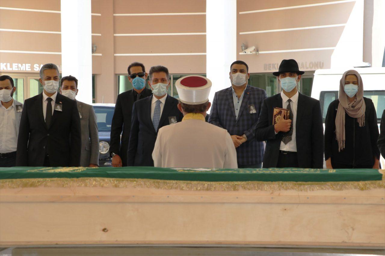 Türkmen Sunucu Nihat Avcı, Son Yolculuğuna Uğurlandı